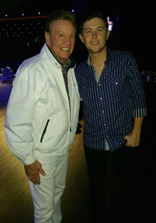 Wink and Scotty McCreary