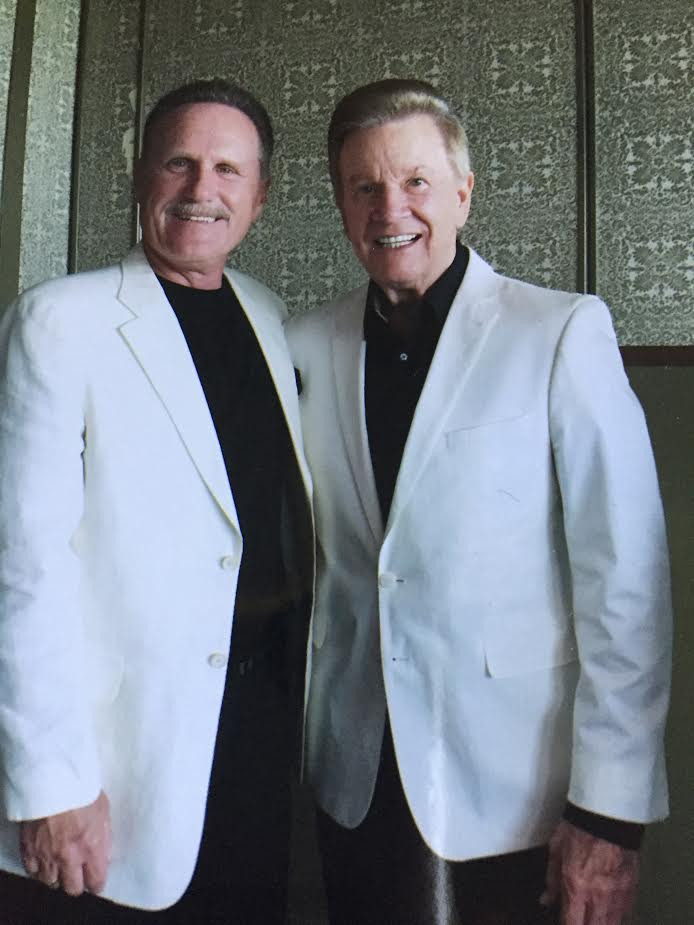 Wink Martindale and Friend