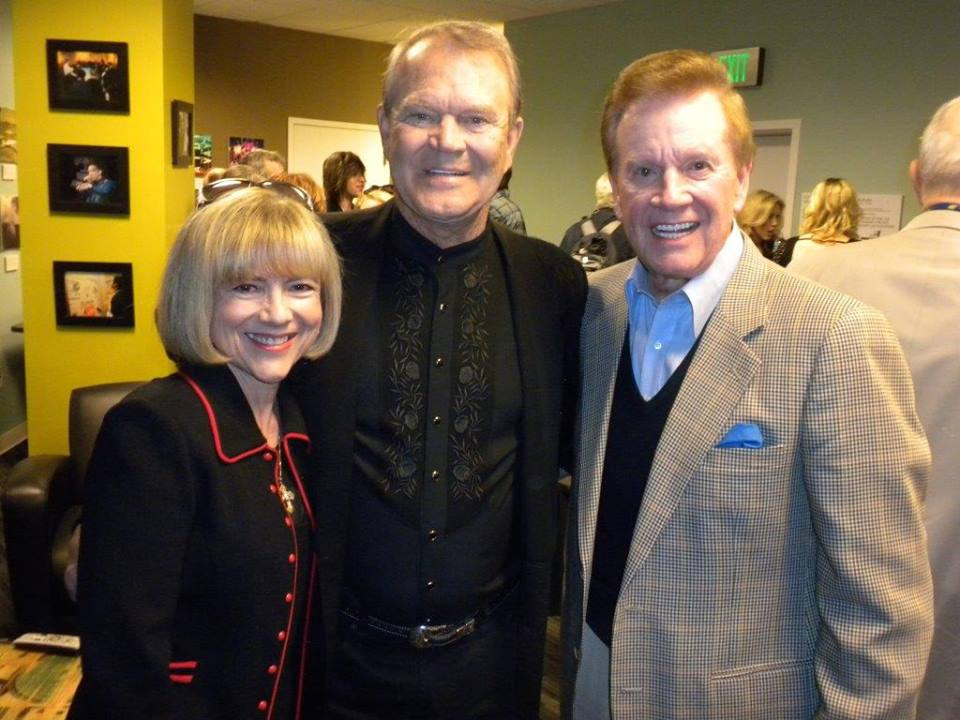 Wink and Sandy Martindale and Glen Campbell