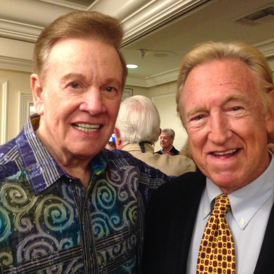 Wink Martindale and David Sheehan