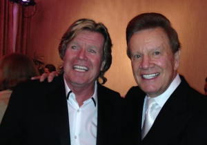 Wink with Peter Noone of Herman's Hermits