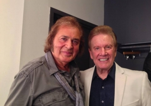 Wink Martindale and Engelbert Humperdinck