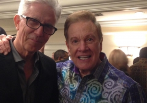 Wink Martindale and Fritz Coleman