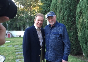 Wink and Mike from Beach Boys