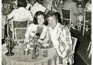Wink and Sandy Martindale in Honolulu