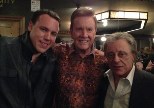 Wink Martindale and Frankie Valli