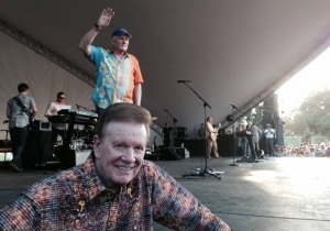 Wink Backstage with Beachboys