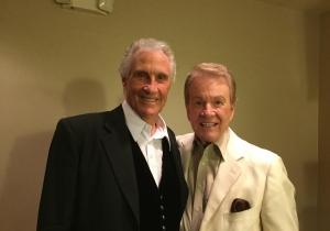 Wink Martindale and Bill Medley