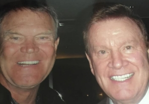 Wink Martindale and Glen Campbell