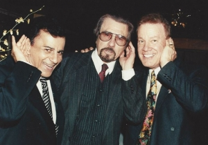Wink with Casey Kasem and Gary Owens