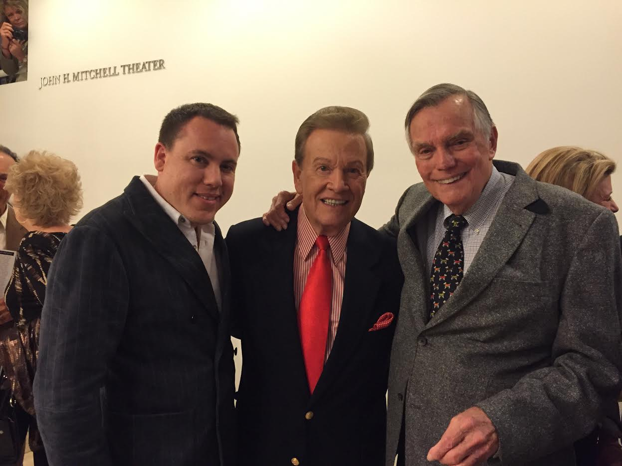 Wink Martindale and Peter Marshall