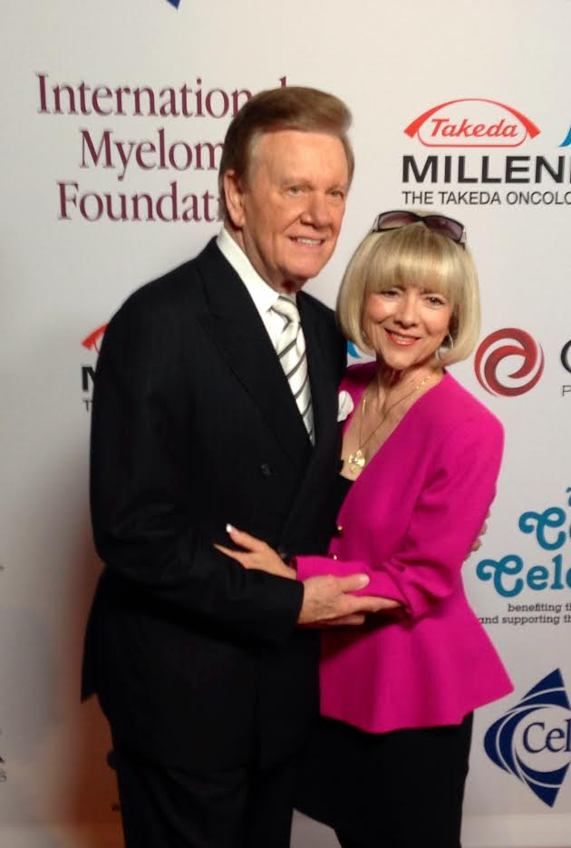 Wink and Sandy Martindale Red Carpet