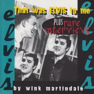 Wink Martindale that was Elvis to me