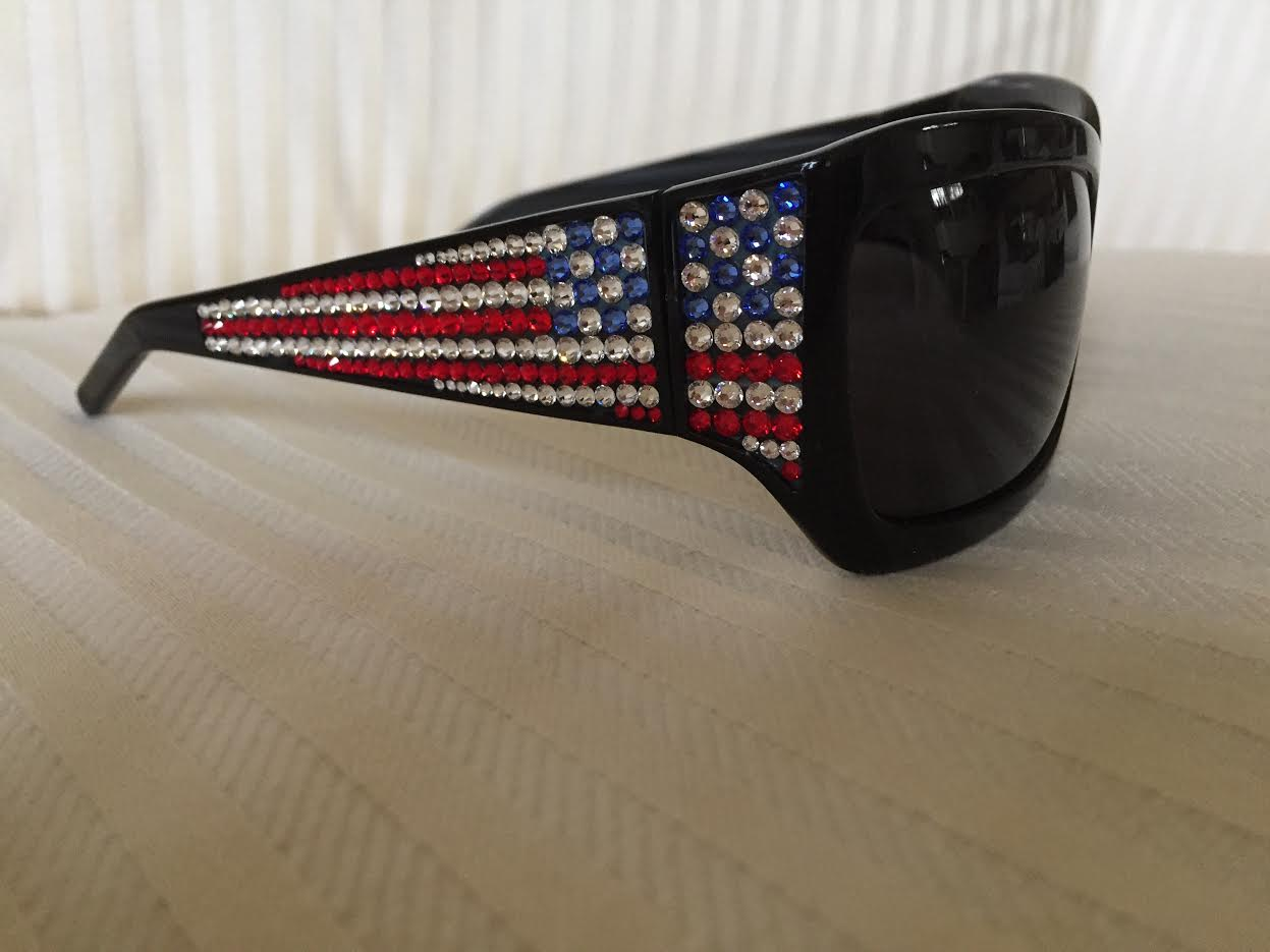 American Sunglasses by Sandy Martindale