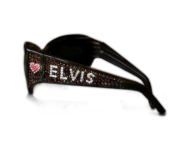 Elvis Brown Sunglasses by Sandy Martindale